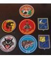Colección de parches Ejército del Aire -España-