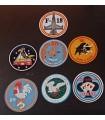 Colección  de Parches -II- Ejército del Aire -España-