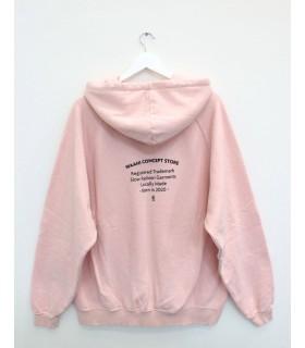 Sudadera Sand Pink