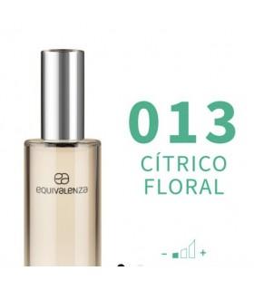 Cítrico floral 013