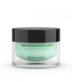 Crema exfoliante corporal detoxificante