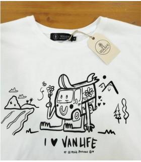 Camiseta Van Life