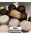 Morenitos variados dos chocolates