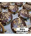 Galletas  chocolate y almendras SIN GLUTEN