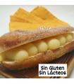 Pepito de crema Sin gluten, sinlácteos