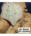 Pan de Molde  con Semillas sin gluten, sin lácteos